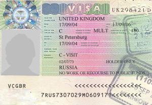 visapicture Получить визу в Великобританию самостоятельно