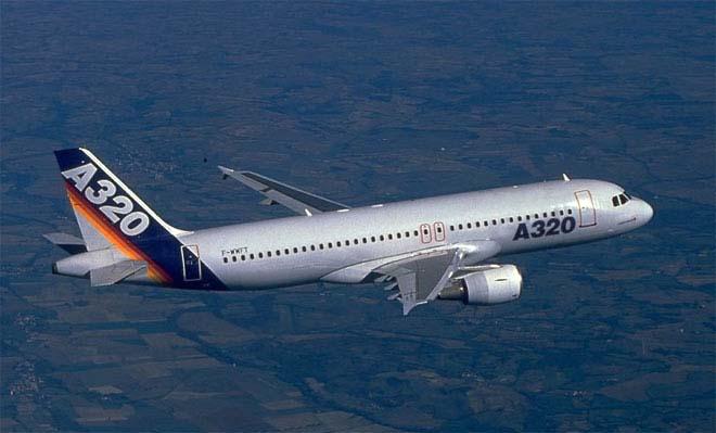 Какой самолет самый безопасный в мире: Airbus-A320