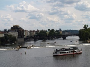 Поездка в Прагу