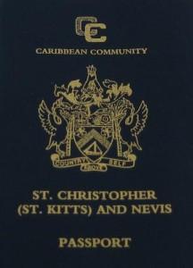 вид на жительство Сент-Киттс и Невис