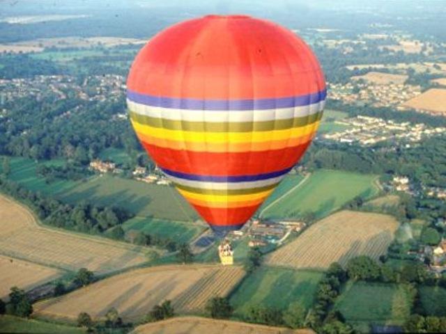 Автор найкращого привітання міста Галича отримає сертифікат на політ на повітряній кулі