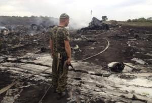 Авиакатастрофа Боинг 777 над Украиной