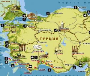 map 300x253 Отдых Турция Мармарис
